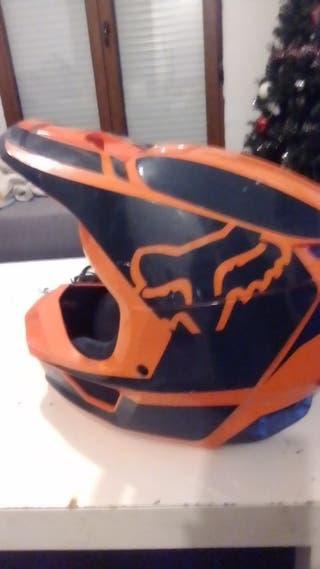 casco de niño motocross FOX