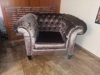 sillón Chester como nuevo