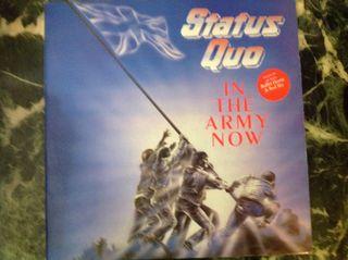 Vinilo LP de Status Quo