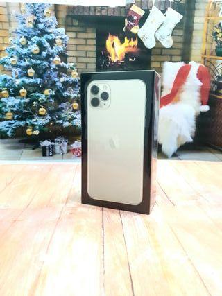 Iphone 11 pro Max 64 Gb Silver Precintado