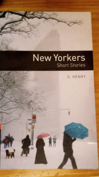 New Yorkers. Short Stories. libro y CD.