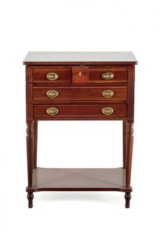 Mueble auxiliar extensible cubertero