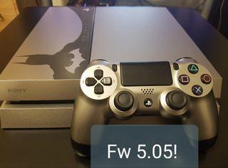 PS4 CONSOLE 750 GB BATMAN L.E. swap for Switch