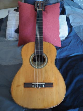 Guitarra Salvador Ibañez 1898 (Rio)