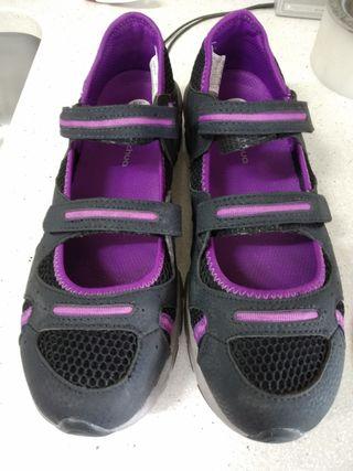 zapatillas monte