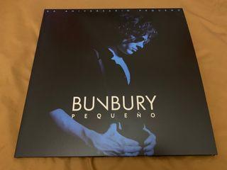 BUNBURY PEQUEÑO XX aniversario Disco vinilo LP