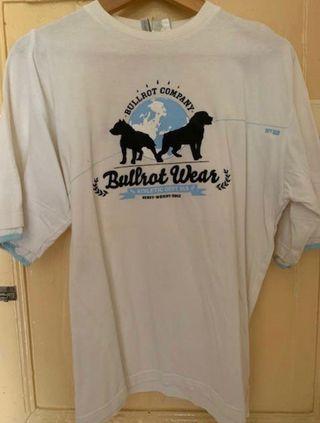 Camiseta Bullrot para hombre