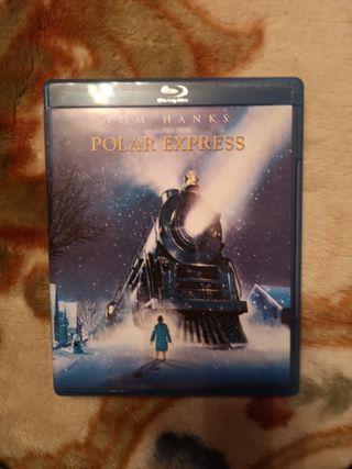polar express bluray como nuevo