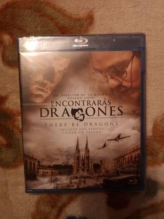 encontrarás dragones bluray nuevo precintado