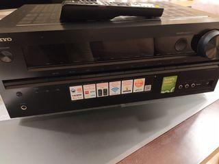 Amplificador Receptor AV Onkyo TX-NR525