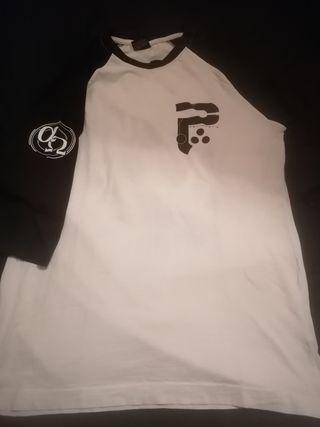 Camiseta béisbol 3/4 Periphery