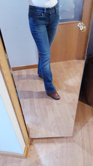 Pantalón vaquero Levi'S Mujer bootcut 38-39