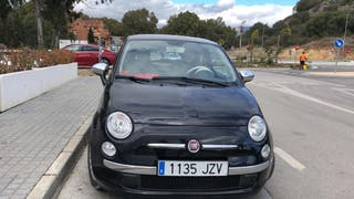 Fiat 500 Auromatico 2010