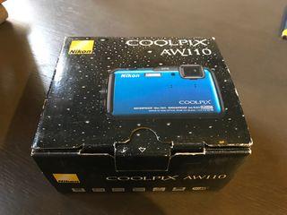 Camara digital Nikon Coolpix AW110