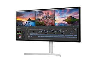 """Monitor LG 34WK95U-W 34"""" 5k led ips"""