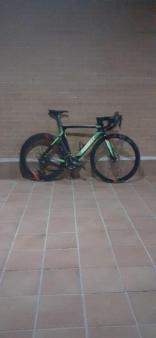 bici Giant Propel disco