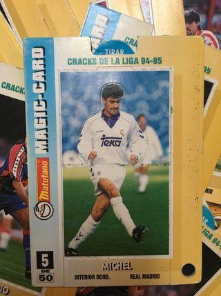 947 MATUTANO LA LIGA 94-95 MAGIC-CARD