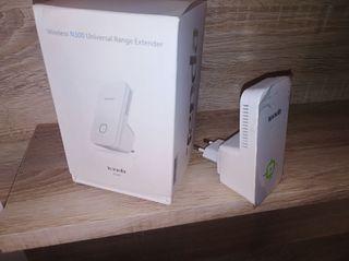 Extensión WiFi