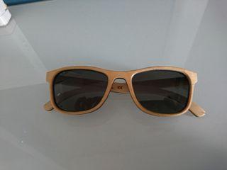 Gafas de madera Vuerich Barcelona
