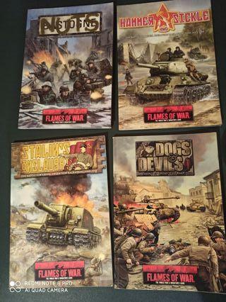 libros flames of war