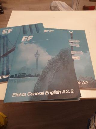 libro inglés A2 nuevos