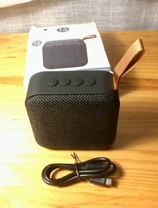 Altavoz Bluetooth FM