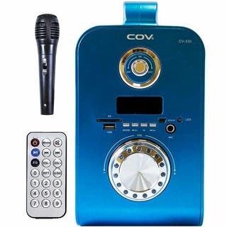 Altavoz portatil bluetooth, USB, SD, Radio FM