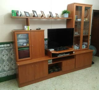 Mueble grande para salon