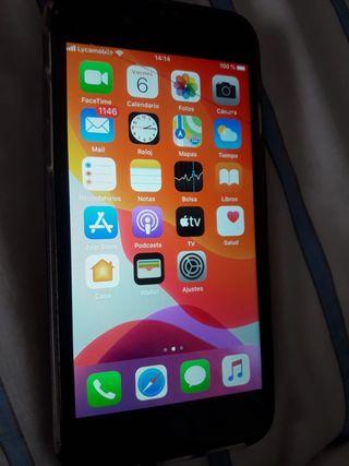 iPhone 7 a vendre tiene la pantalla un poco roto