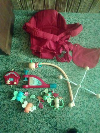 porta bebé&tuctu&mochila calidad y regalo