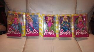 Lote mini Barbies