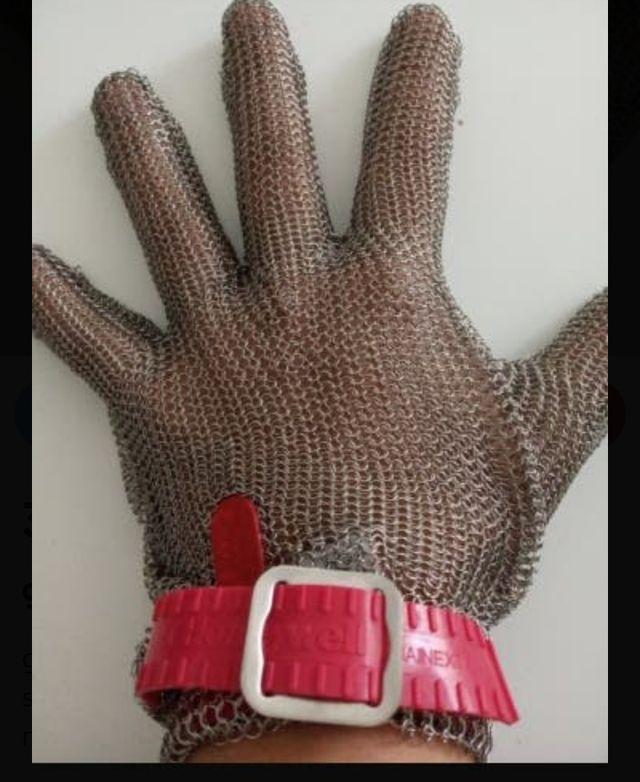 guante de carnicero charcutero