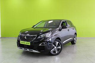 Peugeot 3008 1.2 130cv automático - SOLO 9 MESES