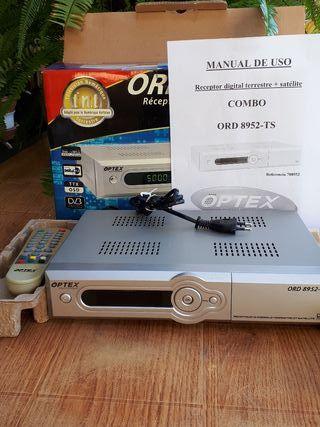 receptor de satélite y tdt digital sólo 20 euros