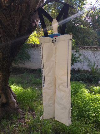 Pantalones eski niña 8 - 9 años.