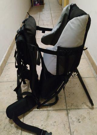 Mochila de montaña porta-bebé Deuter II