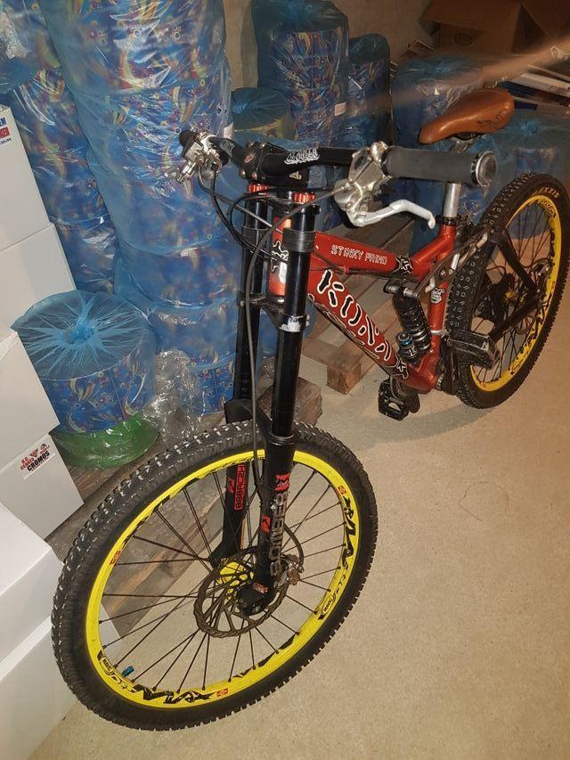 Bicicleta Kona Stinky Primo