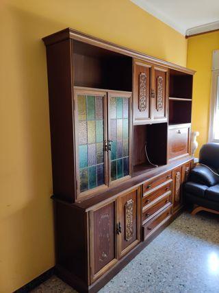 Mueble salón clásico vintage