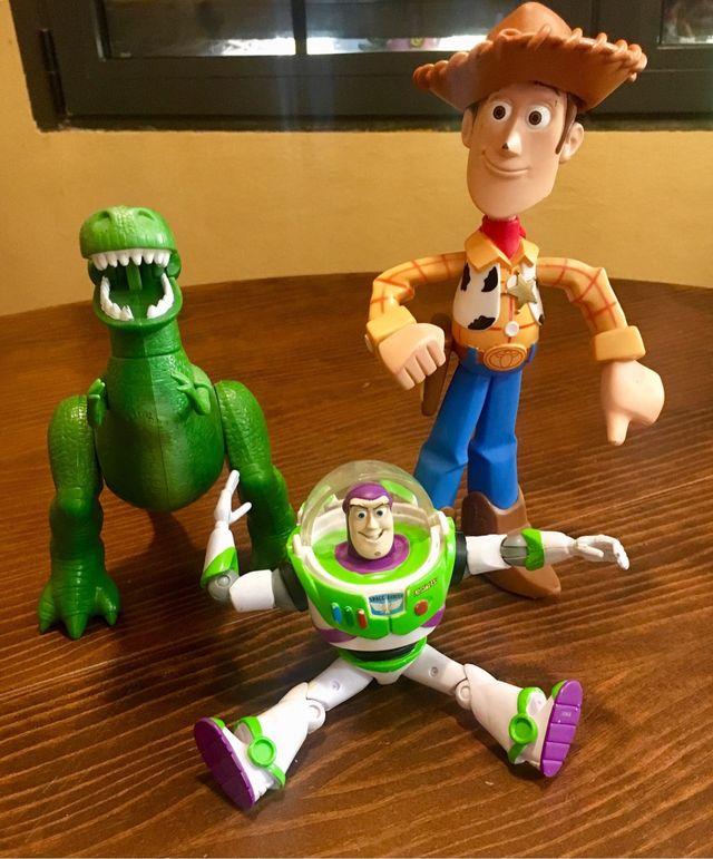 Muñecos Toys Story