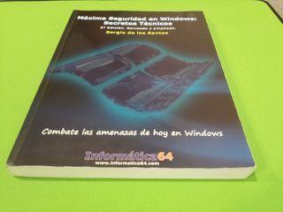 Libro Maxima Seguridad en Windows 0xWord
