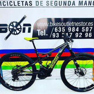 Bicicleta specialized turbo Levo fsr comp 29