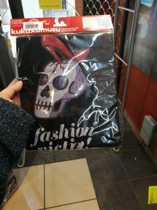 Camiseta sin mangas KUKUXUMUSU NUEVA