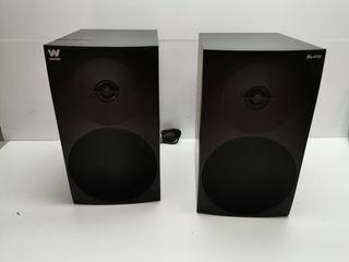 Pareja Altavoces Amplificados Woxter DL-410