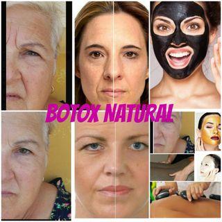 botox Natural 100%100 natural. No inyectable