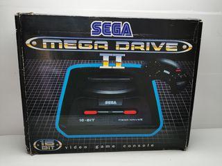 Consola Sega Mega Drive 2 Completa en caja