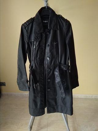 Abrigo piel Napa