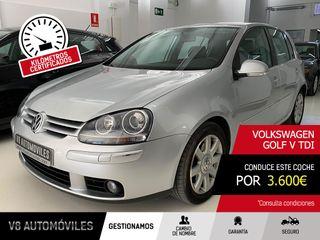 Volkswagen Golf TDI PIEL XENON