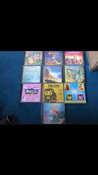 OST y BSO Disney