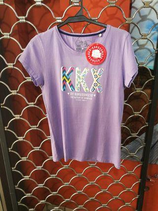 Camiseta manga corta Kukuxumusu NUEVA