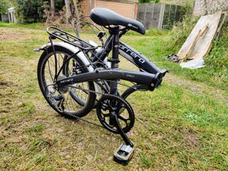 Carrera Intercity Foldable Bike